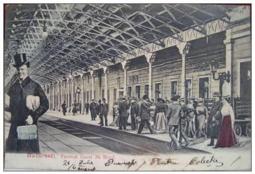 North Railway Station Bucharest